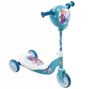 Black Friday 2020 - Disney Frozen 2 Secret Storage Scooter - Blue, Girl's