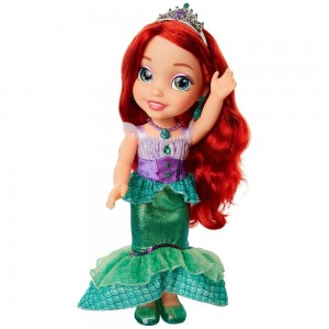 Black Friday 2020 - Disney Princess Majestic Collection Ariel Doll