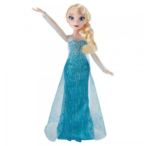 Black Friday 2020 - Disney Frozen Classic Fashion - Elsa Doll