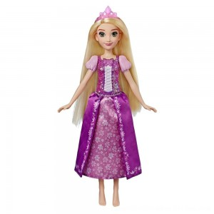 Black Friday 2020 - Disney Princess Shimmering Song Rapunzel, Singing Doll