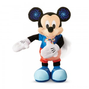 Black Friday 2020 - Mickey Mouse Hot Dog Dance Break Plush