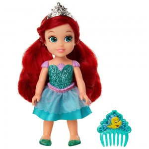 Black Friday 2020 - Disney Princess Petite Ariel Fashion Doll