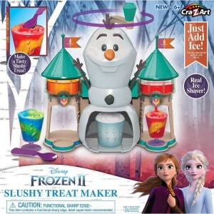 Black Friday 2020 - Disney Frozen 2 Slushy Treat Maker Activity Kit