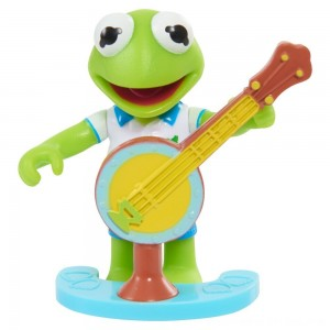 Black Friday 2020 - Disney Junior Muppet Babies Poseable Kermit