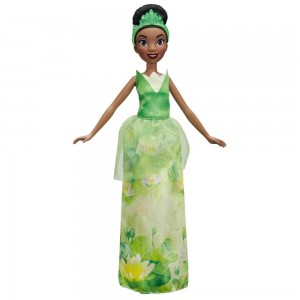 Black Friday 2020 - Disney Princess Royal Shimmer - Tiana Doll