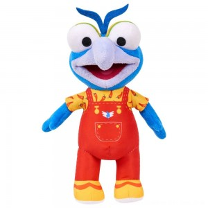 Black Friday 2020 - Disney Junior Muppet Babies Gonzo Plush