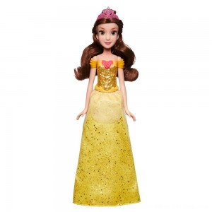 Black Friday 2020 - Disney Princess Royal Shimmer - Belle Doll