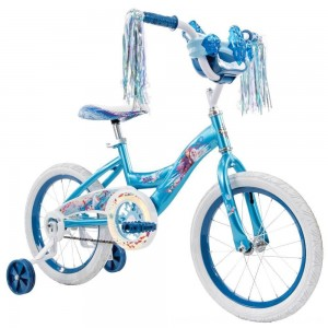 "Black Friday 2020 - Huffy Disney Frozen 2 16"" Bike - Blue, Girl's"