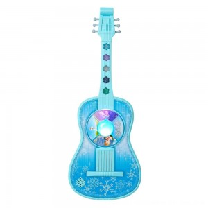 Black Friday 2020 - Disney Frozen Magic Touch Guitar with Lights and Sounds