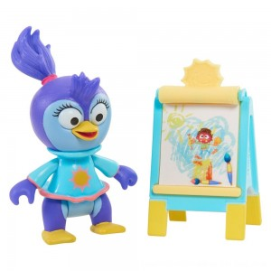 Black Friday 2020 - Disney Junior Muppet Babies Poseable Summer Penguin