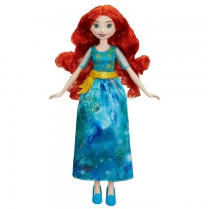 Black Friday 2020 - Disney Princess Royal Shimmer - Merida Doll