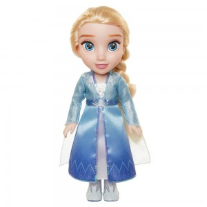 Black Friday 2020 - Disney Frozen 2 Elsa Adventure Doll