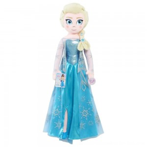 Black Friday 2020 - Disney Frozen Jumbo Singing Elsa