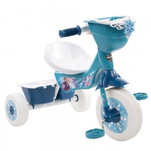 Black Friday 2020 - Huffy Disney Frozen Secret Storage Tricycle - Blue, Girl's