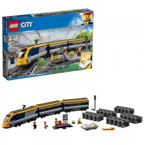 Black Friday 2020 - LEGO City Passenger Train 60197