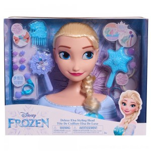 Black Friday 2020 - Disney Princess Elsa Deluxe Styling Head