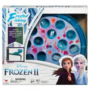 Black Friday 2020 - Disney Frozen 2 Frosted Fishing Board Game, Kids Unisex