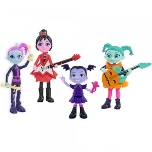 Black Friday 2020 - Disney Junior Vampirina and The Screams Figure Set