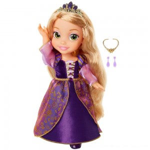 Black Friday 2020 - Disney Princess Majestic Collection Rapunzel Doll