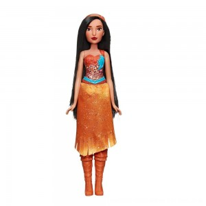 Black Friday 2020 - Disney Princess Royal Shimmer - Pocahontas Doll