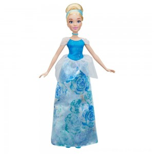 Black Friday 2020 - Disney Princess Royal Shimmer - Cinderella Doll