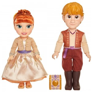 Black Friday 2020 - Disney Frozen 2 Anna and Kristoff Proposal Gift Set 2pk
