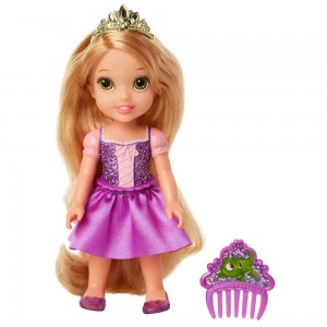 Black Friday 2020 - Disney Princess Petite Rapunzel Fashion Doll