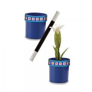 Black Friday 2020 - Melissa & Doug Magic in a Snap Magic Flower Pot and Wand
