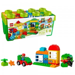 Black Friday 2020 - LEGO DUPLO My First All-in-One-Box-of-Fun 10572
