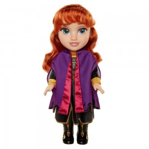 Black Friday 2020 - Disney Frozen 2 Anna Adventure Doll
