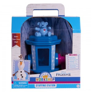 Black Friday 2020 - Build-A-Bear Workshop Disney Frozen Stuffing Station With Olaf Plush