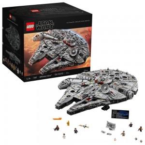 Black Friday 2020 - LEGO Star Wars Millennium Falcon 75192