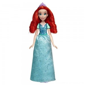 Black Friday 2020 - Disney Princess Royal Shimmer - Ariel Doll