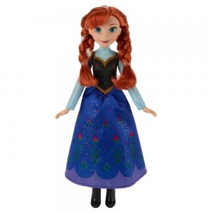 Black Friday 2020 - Disney Frozen Classic Fashion - Anna Doll