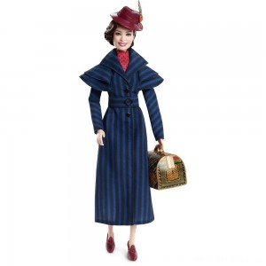 Black Friday 2020 - Barbie Collector Disney's Mary Poppins Returns: Mary Poppins Doll