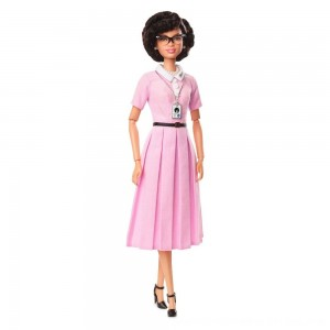 Black Friday 2020 - Barbie Collector Inspiring Women Series Katherine Johnson Doll