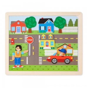 Black Friday 2020 - Melissa & Doug Magnetic Matching Picture Game 119pc