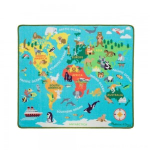 Black Friday 2020 - Melissa & Doug Round the World Travel Activity Rug