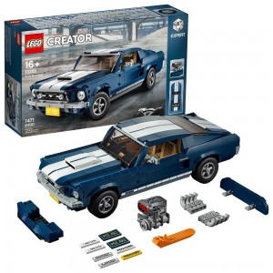 Black Friday 2020 - LEGO Creator Expert Vehicles Ford Mustang 10265