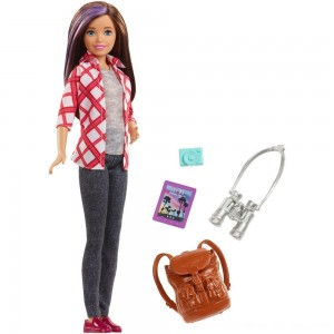 Black Friday 2020 - Barbie Travel Skipper Doll