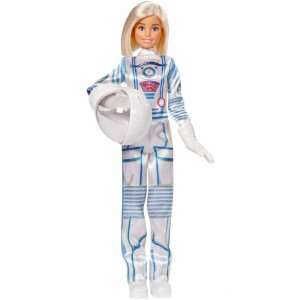 Black Friday 2020 - Barbie Careers 60th Anniversary Astronaut Doll