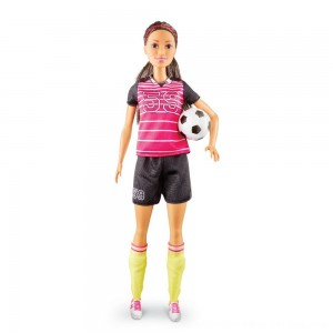 Black Friday 2020 - Barbie Careers 60th Anniversary Athlete Doll