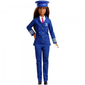 Black Friday 2020 - Barbie Careers 60th Anniversary Pilot Doll