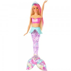Black Friday 2020 - Barbie Dreamtopia Sparkle Lights Mermaid
