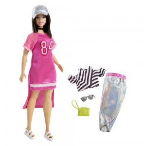 Black Friday 2020 - Barbie Fashionista Hot Mesh Doll