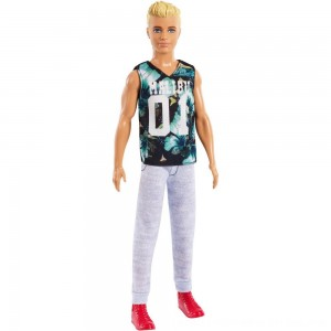 Black Friday 2020 - Barbie Ken Fashionistas Doll - Game Sunday