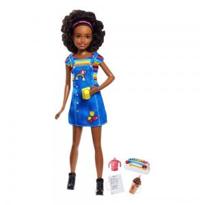 Black Friday 2020 - Barbie Skipper Babysisters Inc. Doll - Brunette
