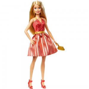 Black Friday 2020 - Barbie Holiday Doll, fashion dolls