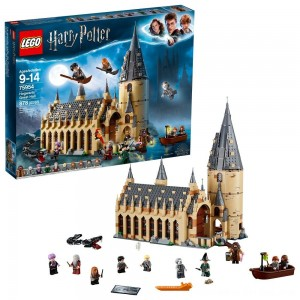 Black Friday 2020 - LEGO Harry Potter Hogwarts Great Hall 75954