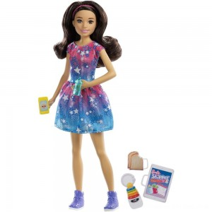 Black Friday 2020 - Barbie Skipper Babysitters Inc. Brunette Doll Playset